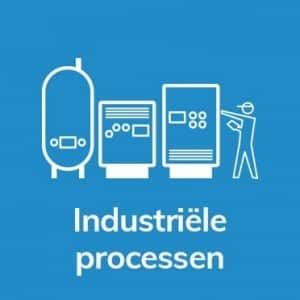industriële processen verwarmen