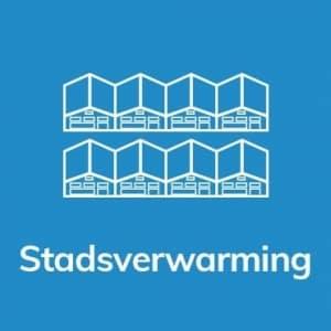 Ondersteunen of overnemen van de stadsverwarming